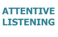 'Attentive listening' is a key skill we must all excel in the Agile age