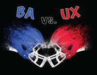What happens when the BA and UX worlds collide?