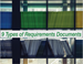 9 Types Of Requirements Documents: What They Mean And Who Writes Them