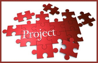 Executing a Project is like Assembling a Jigsaw Puzzle