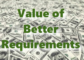 The Business Value of Better Requirements