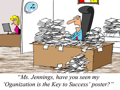 Humor - Cartoon: The Key to Success in Business Analysis
