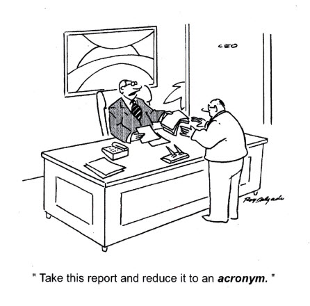 Humor - Cartoon: Business Analysts can create Executive Summaries, but...