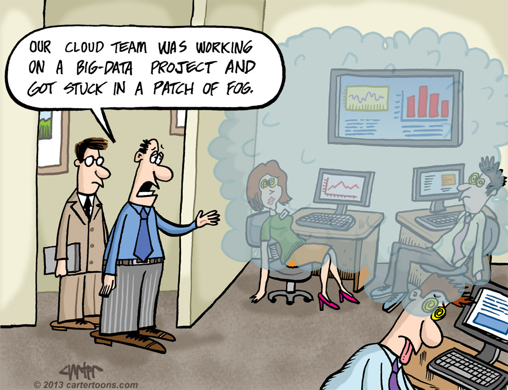 Big Data Analysis... in the Cloud