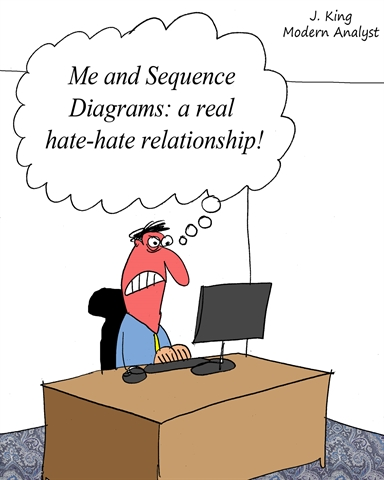 My relationship with Sequence Diagrams