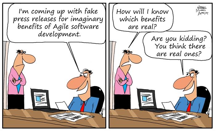 real benefits of agile development