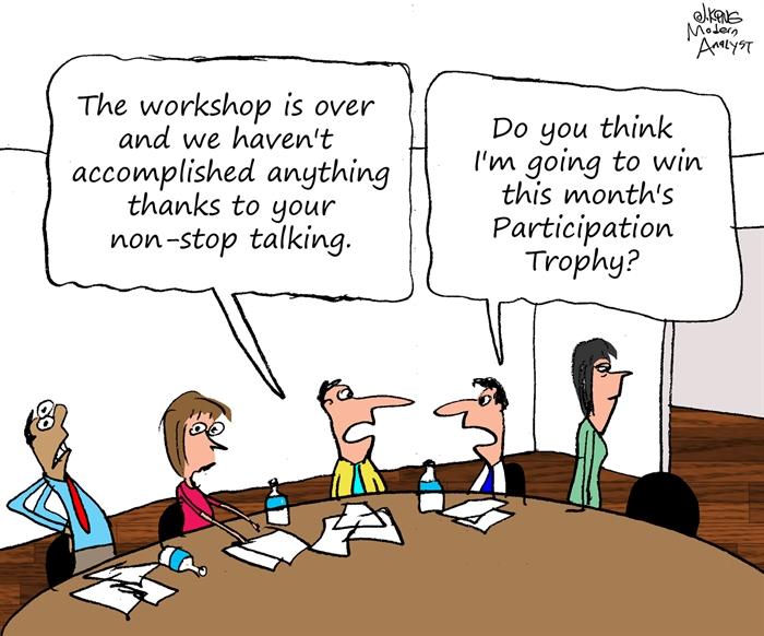 humor  requirements workshop participation