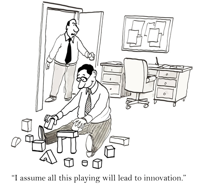 Innovation Exercises for the Business Analyst
