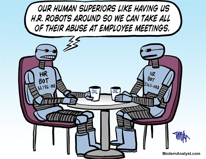 HR Process Improvement BOTs