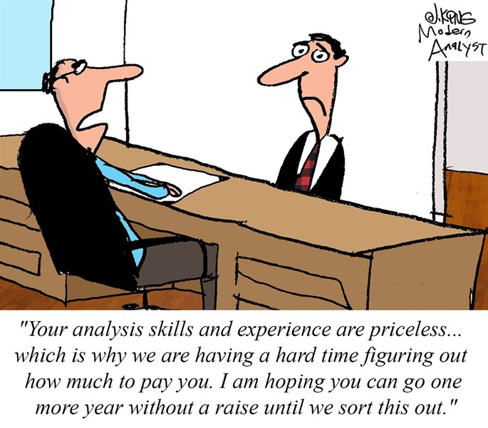 Priceless Business Analysis Skills