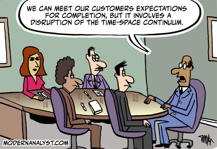 Meet Customer Expectations... at any cost?
