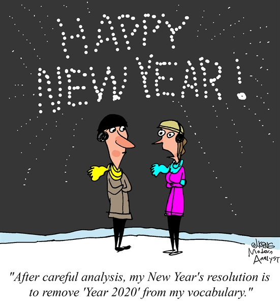 New Year Resolution Analysis