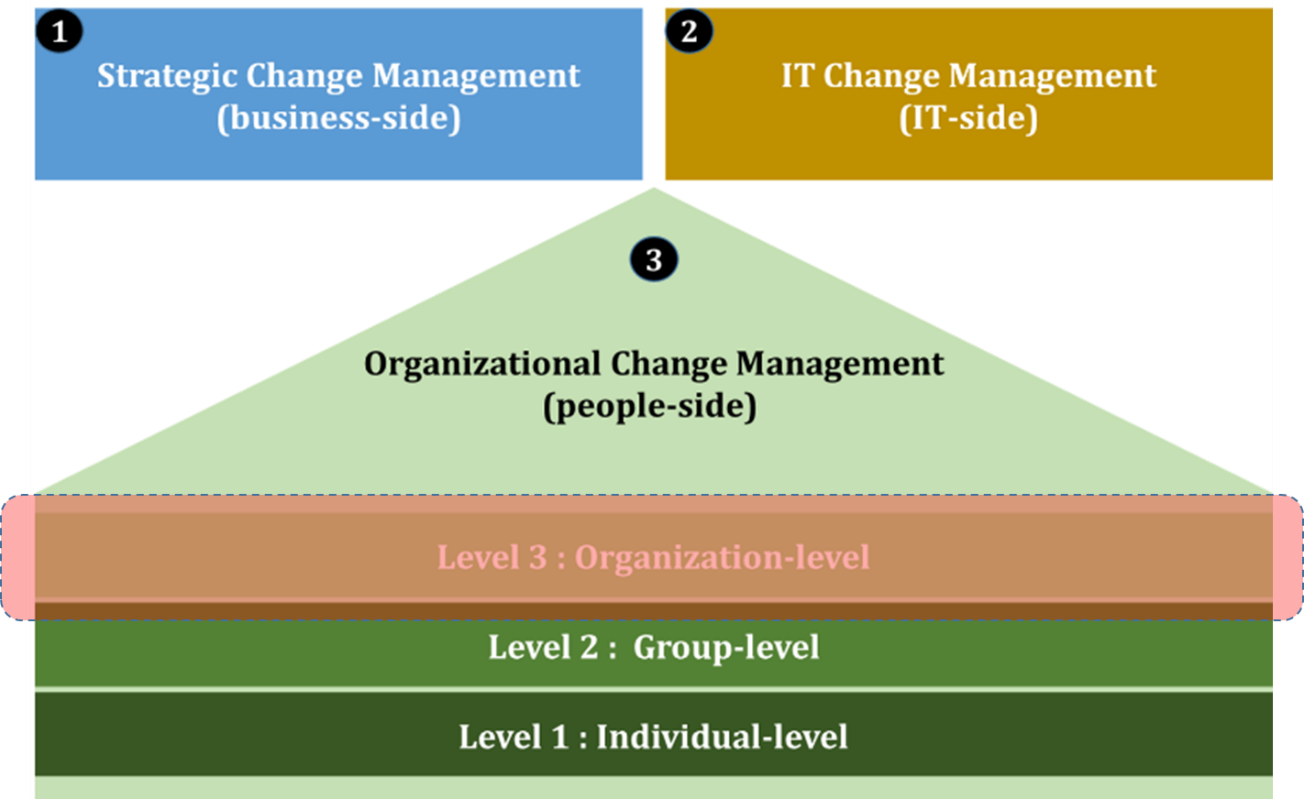 an analysis of the change management strategies in business organization Watch video 10 change-management strategies that are create stability through honoring the organization's by forbes communicating change.