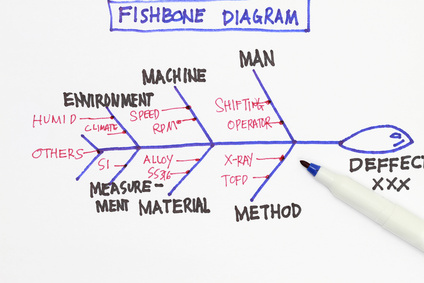 Structuring as is and to be process improvement discussions using fishbone diagram ishikawa diagram ccuart Images