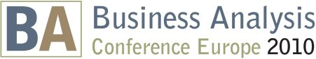IIBA UK Conference 2010 - Business Analysis Conference